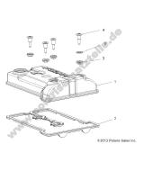 Polaris RZR 900 50/55 INCH ALL OPTIONS - Original Spare
